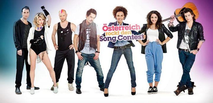 Osterreich rockt den Song Contest 2013