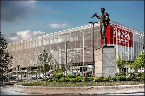 La Esprit Arena di Dusseldorf