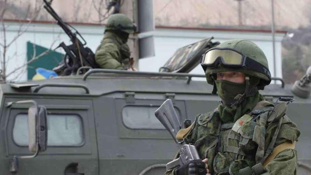 Invasione Crimea