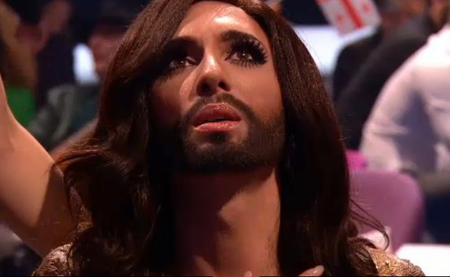 Conchita Wurst in finale