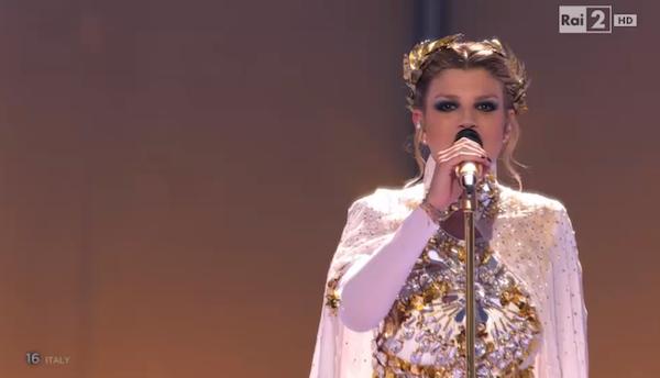 Emma Eurovision Finale 2014