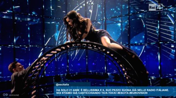 Esibizione Ucraina - Eurovision 2014
