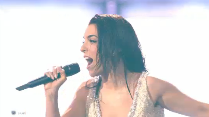 Ruth Lorenzo - Finale Eurovision 2014