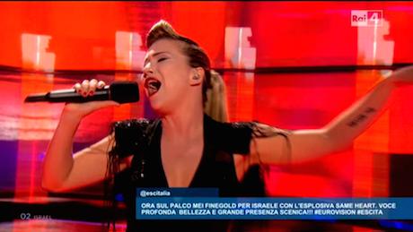 Seconda semifinale Eurovision 2014