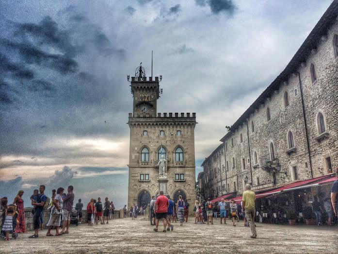 Veduta San Marino