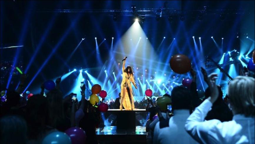 Carola Melodifestivalen 2013
