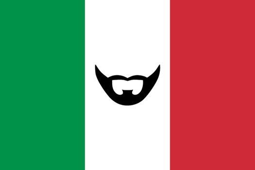 Conchita Wurst Bandiera Italia