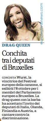 Conchita Wurst Repubblica