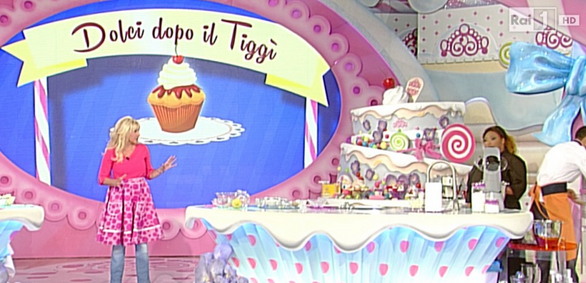 Dolci dopo il tiggì