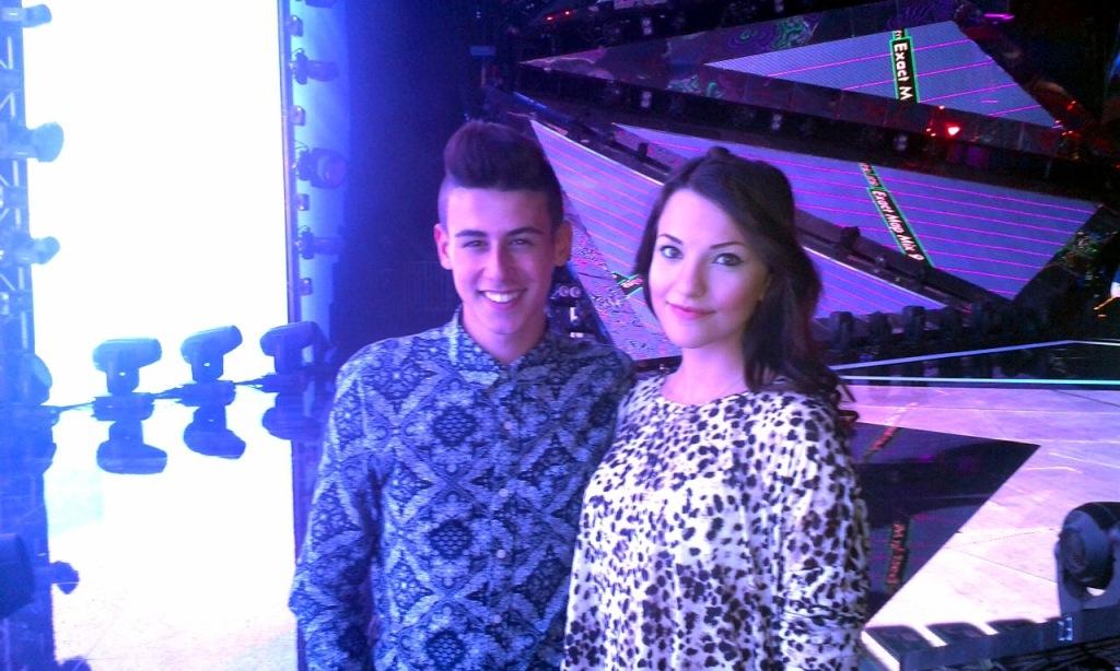 Michele & Anita