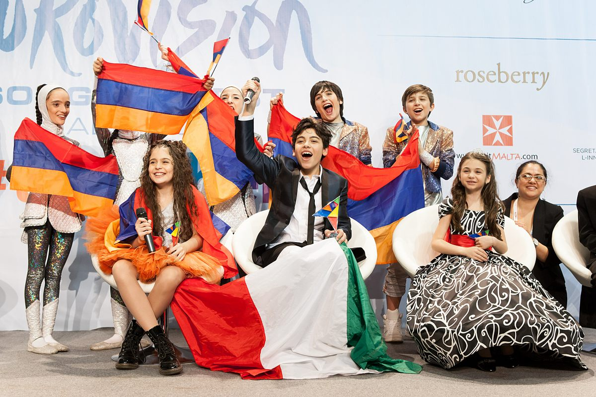 Junior Eurovision 2014