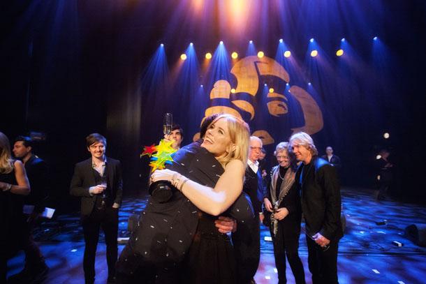 La premiazione degli EBBA © Bart Heemskerk