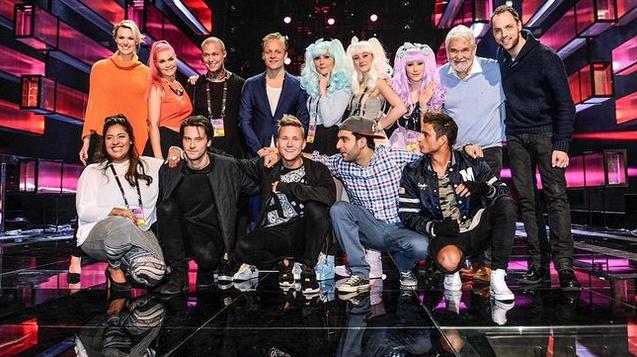 Melodifestivalen Andra Chansen 2015