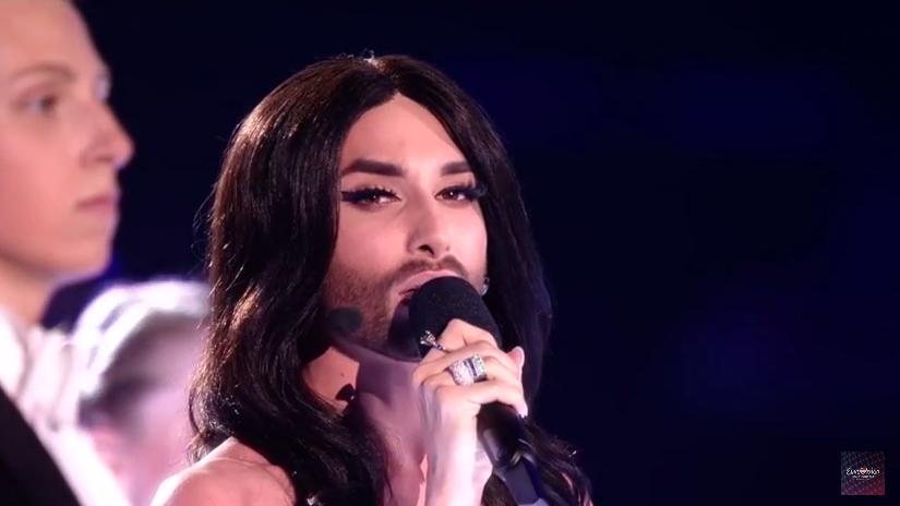 Conchita Prima Semifinale Eurovision 2015