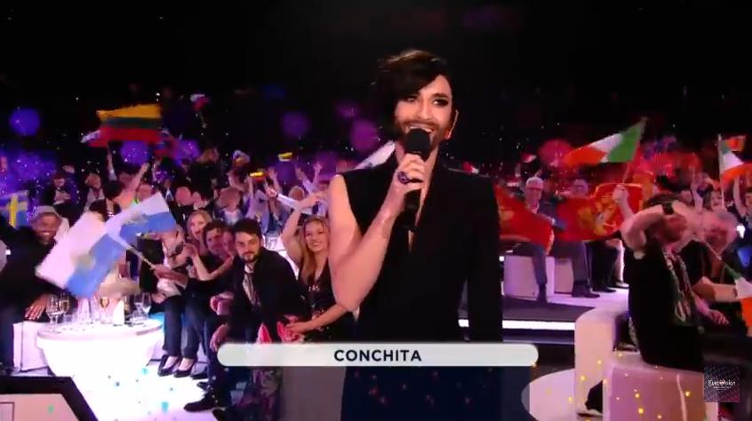 Conchita Wurst Eurovision 2015