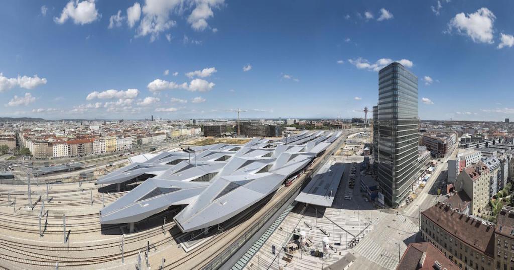 Stazione ferroviaria Vienna