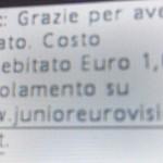 SMS PosteMobile JESC2015