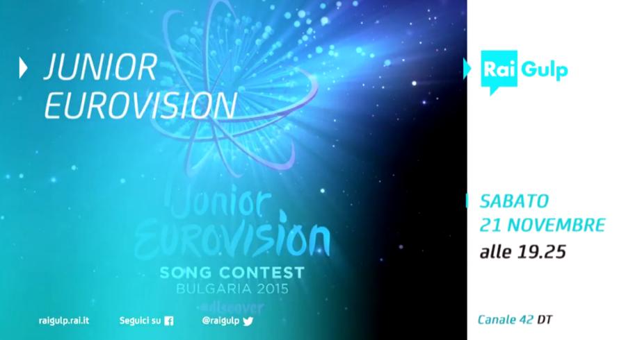 Spot Junior Eurovision 2015