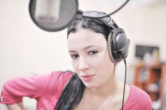 Anastasia Prikhodko