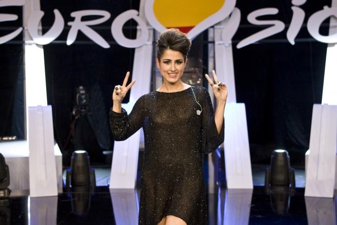 Barei Objetivo Eurovision