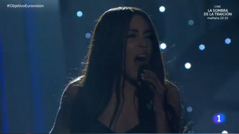 Loreen a Objectivo Eurovision