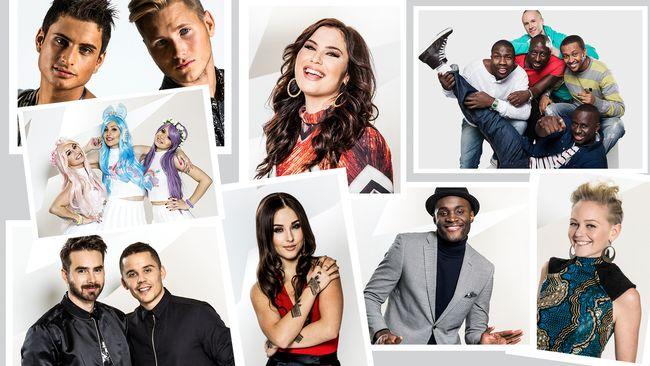 Andra Chansen Melodifestivalen 2016