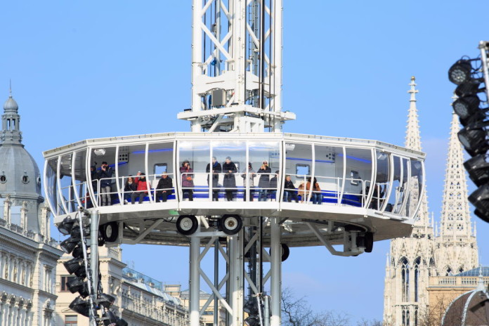 City Skyliner Stoccolma