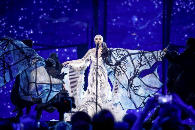 Nina Kraljic Eurovision 2016
