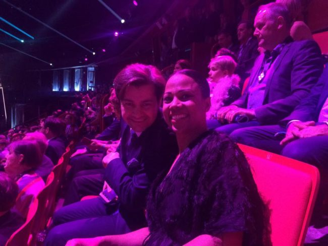 Bah Kuhnke and Nyshchuk Eurovision 2016