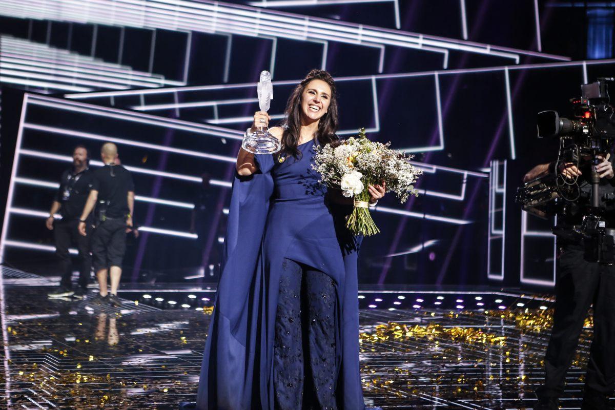 Jamala Eurovision 2016