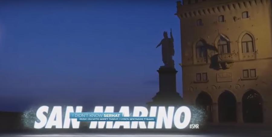 San Marino Eurovision 2016