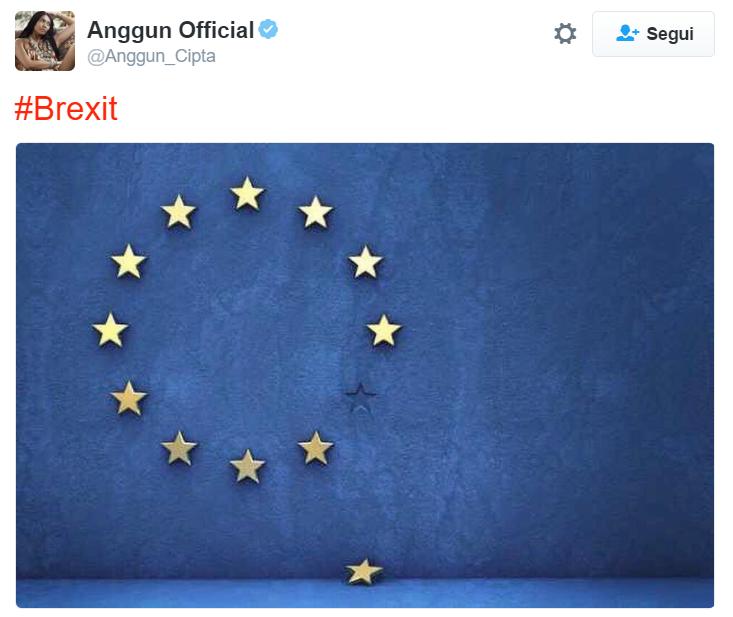 tweet anggun brexit