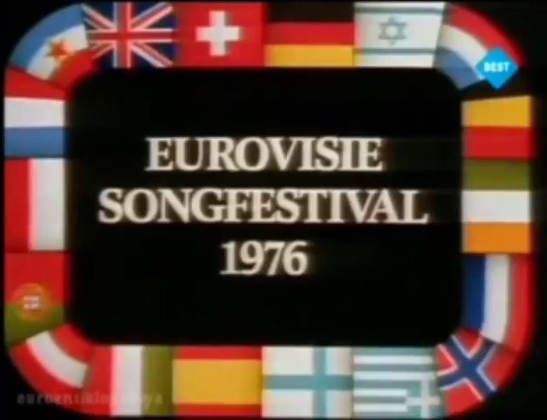 eurovision 1976 logo