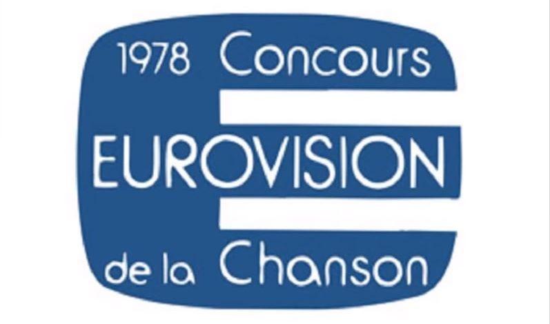 eurovision 1978 logo