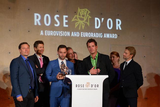 L'Eurovision Song Contest 2016 vince il prestigioso premio Rose d'Or