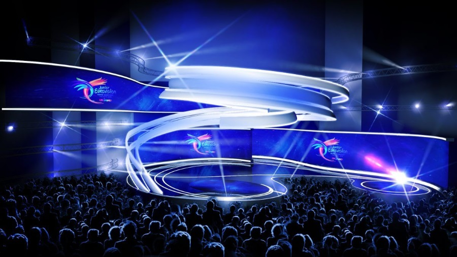 Palco Junior Eurovisoin 2016