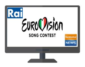 Ascolti Eurovision Song Contest sulla Rai dal 1987