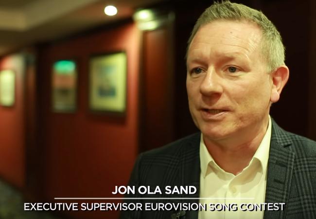 """Eurovision 2017, Jon Ola Sand: """"A Kiev c'è bisogno di accelerare i tempi"""""""