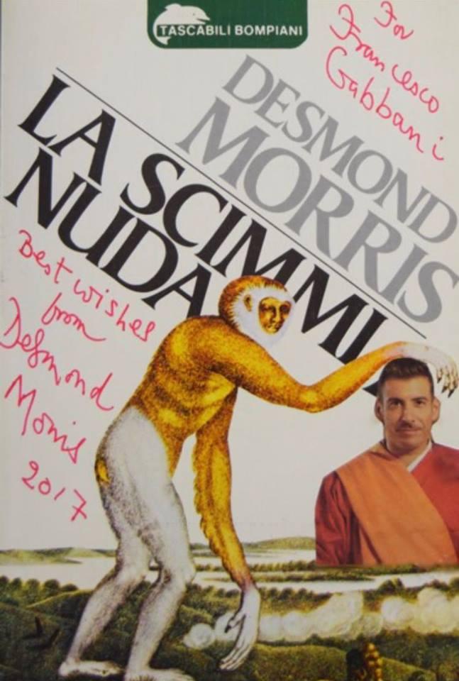 Desmond Morris La scimmia nuda