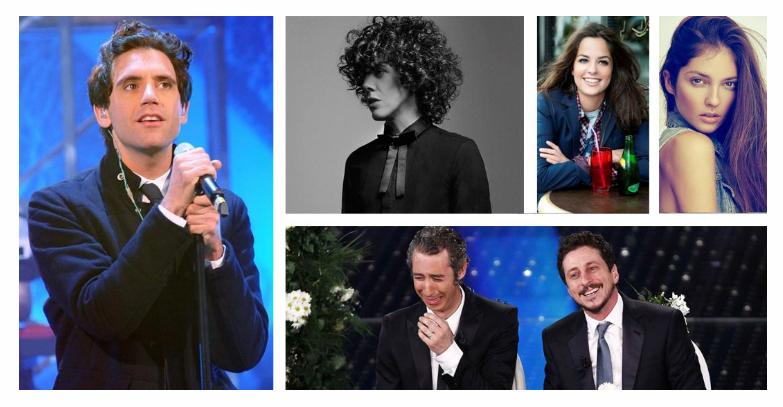 Ospiti terza serata Sanremo 2017