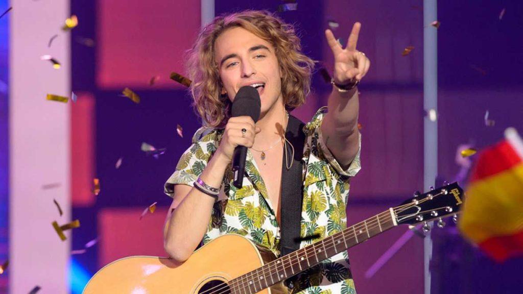 manel navarro objetivo eurovision vincitore