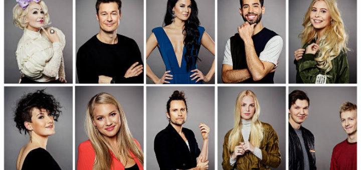 partecipanti dansk melodi grand prix 2017
