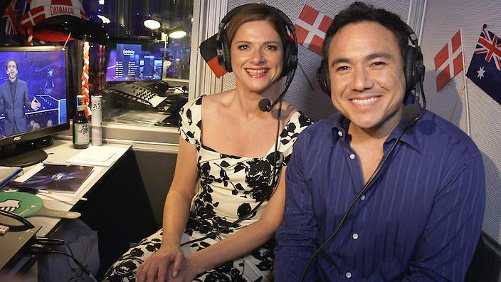 Julia Zemiro e Sam Pang