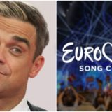 robbie williams eurovision