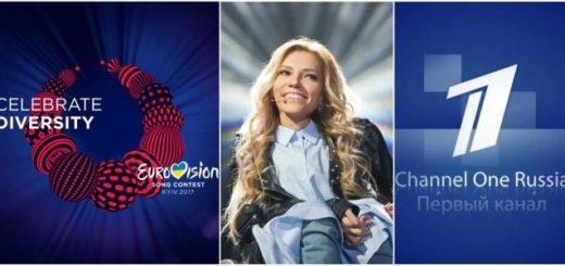 Samoylova Eurovision Russia
