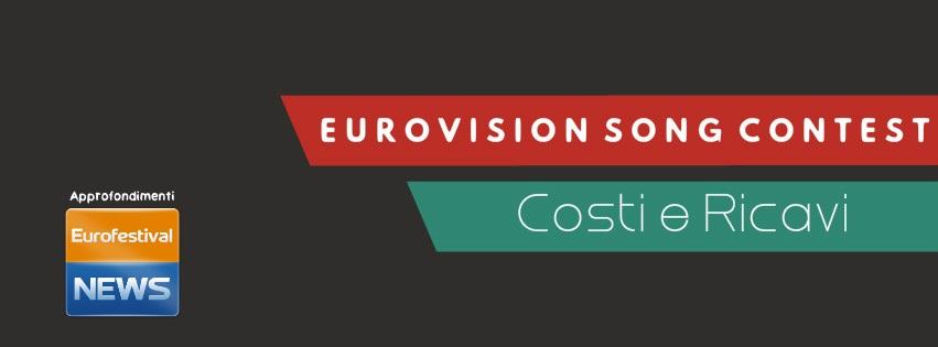 Costi e Ricavi Eurovision