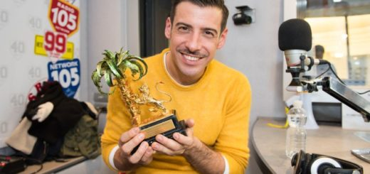 Francesco Gabbani Radio 105