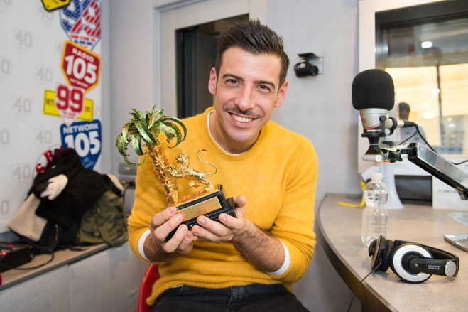 Francesco Gabbani Radio 105