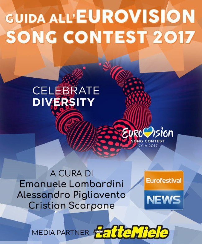 Guida Eurovision Song Contest 2017