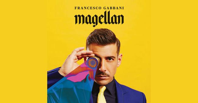 magellan gabbani album cover